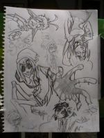 Sketchpage for Hayz by real-faker