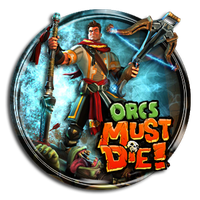Orcs must die! Icon by Troublem4ker