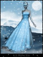 Ice Princess by DesignsByEve