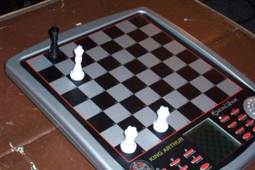 TRY THIS CHESS PROBLEM by AckBo