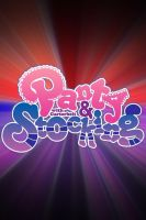 Panty and Stocking logo phone wallpaper by RegularAdventure55