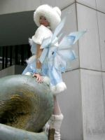 Crystal Ice Fairy 3 by glittrrgrrl