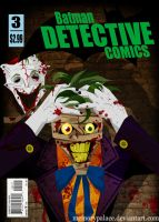 Detective Comics issue 3 by memorypalace
