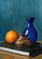 Still Life by JLGribble