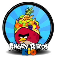 Angry Birds Rio by edook