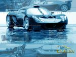 lotus sport exige by quirco