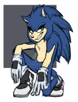 Alternative Sonic by LeoooDH