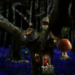 FAIRY WOOD - TREEHOUSE by HumbleLuv