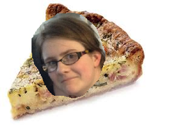 miA IS A QUICHE by Whaleybby