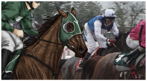 Treacherous Conditions by Jullelin