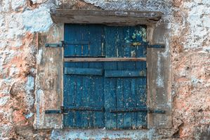Old Window by TiRiSh