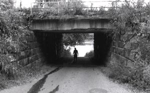 Under The Bridge. by ippiki-wolf