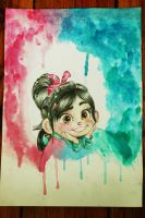 Vanellope von Schweetz by i-eat-rich-kids