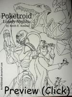 Poketroid: Lonely Nights by KeithEKimball
