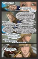 Unfinished Tales of the Exile, Issue 3, Page 4 by AshleyKayley