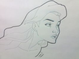 My Ariel by joma33