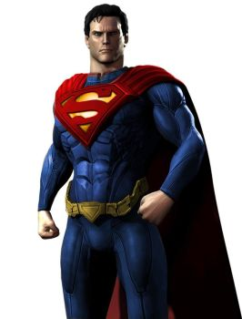 INJUSTICE SUPERMAN by robcheskord3442