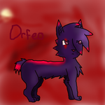 .:New Kitty: Orfeo:. by RawrDanteDoggie