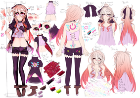 Meggis ver.2 VCV REF ouo by Emiko-suu