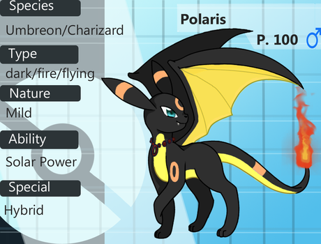 Polaris Reference by RequiemStorm