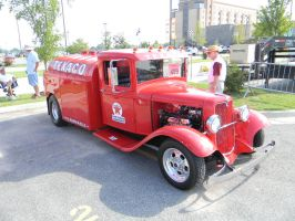 Texaco Drag Truck by Perceptor