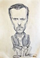 Gregory House by sideeffectD