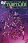 Teenage Mutant Ninja Turtles Ghostbusters #2 by DanSchoening