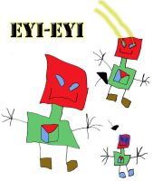 Eyi-eyi by neromike