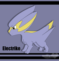 ELECTRIKE by BlackWingedHeart87