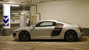 Audi R8 by ShadowPhotography