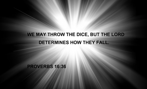 Proverbs 16:36 by DarkLord2017