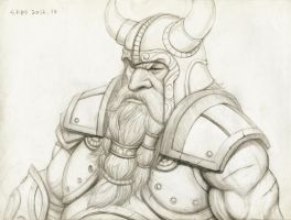 Dwarf King by Kimsuyeong81