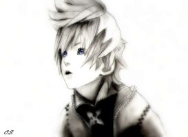Roxas by Cate397