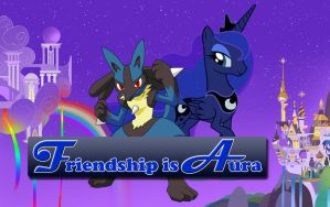 Friendship is Aura - Cover by KangTheSpartan