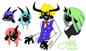 Demon Designs by Yamino
