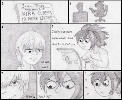 Death Note: Mind Games by Yeldarb86