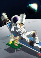 Space Holiday by Kitsu-DR