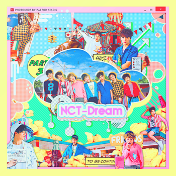 NCT-Dream [For Xiao.s] by Siguo