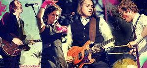 Arcade Fire by rawr-fierce