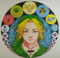 Link My Hero by Reenigrl