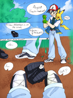 Ash TG TF Comic page 1 by hiei14