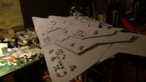 ASSERTOR Super Star Destroyer WIP34 by THE-WHITE-TIGER