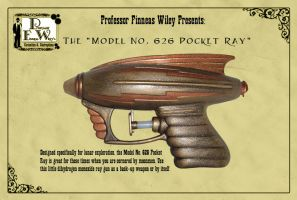 The Model 626 Pocket Ray by davincisghost