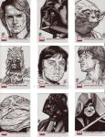 Star Wars Galaxy Cards 2 by prmedia