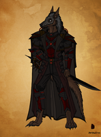 Councilmen Skullow. by TenebraesRising