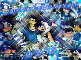 |:.~ Gifty Gifty To Zane And Karo ~.:/|(9/2/12) by X-UnKnownRituals