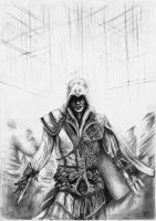 Ezio Auditore da Firenze by froggywoggy11