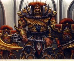 Horus Heresy Art Research by Proiteus
