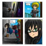 Cheryl and Marry pg 1 by GenericAnime