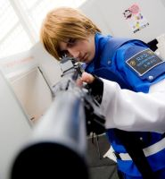 Leon S. kennedy 2 by Spiral-simon